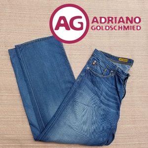 Men's Adriano goldschmied the hero straight leg je
